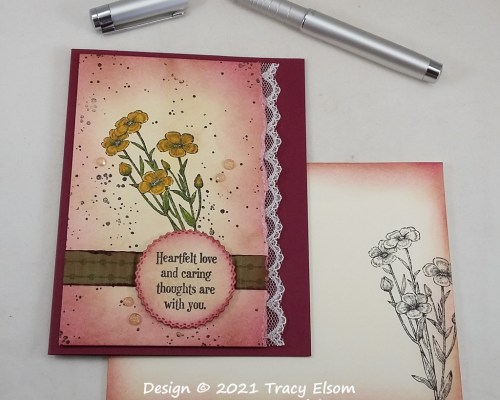 2232 Heartfelt Love And Caring Thoughts Card