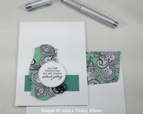 2261 Simply Amazing Card