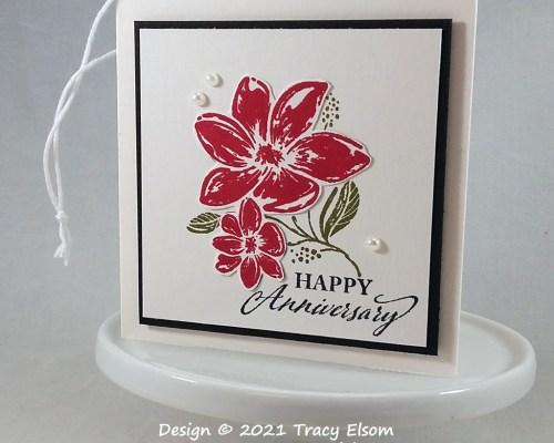 Happy Anniversary Gift Tag
