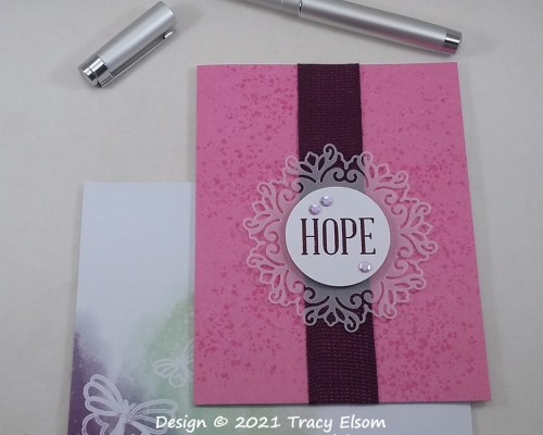 2267 Simple Hope Card
