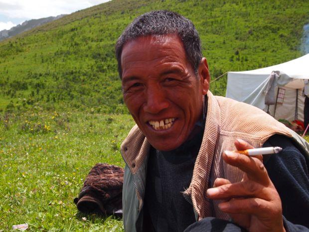 Our Tibetan Guide