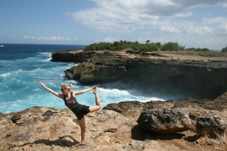 Rocky Cliffs Nusa Lembongan