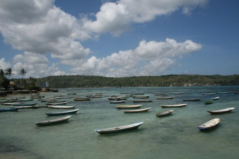 Boats Nusa Lembongan
