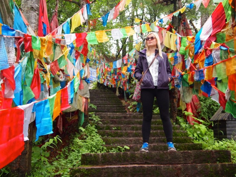 Kangding Prayer Flags