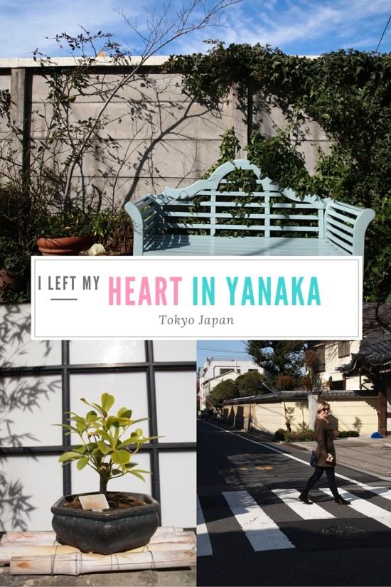 Yanaka Japan