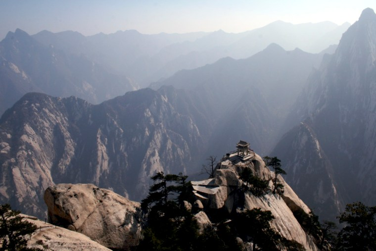 Hua Shan Mountain Xi'an
