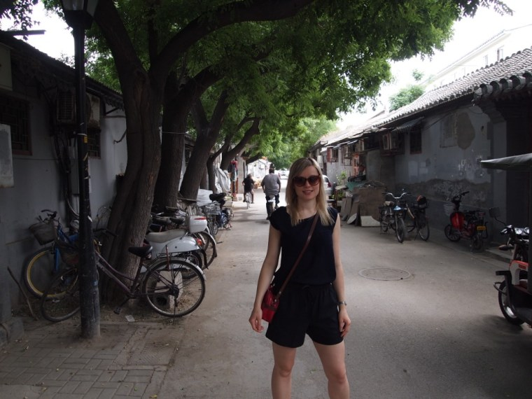 Our Hutong, Beijing. Did I really live there?