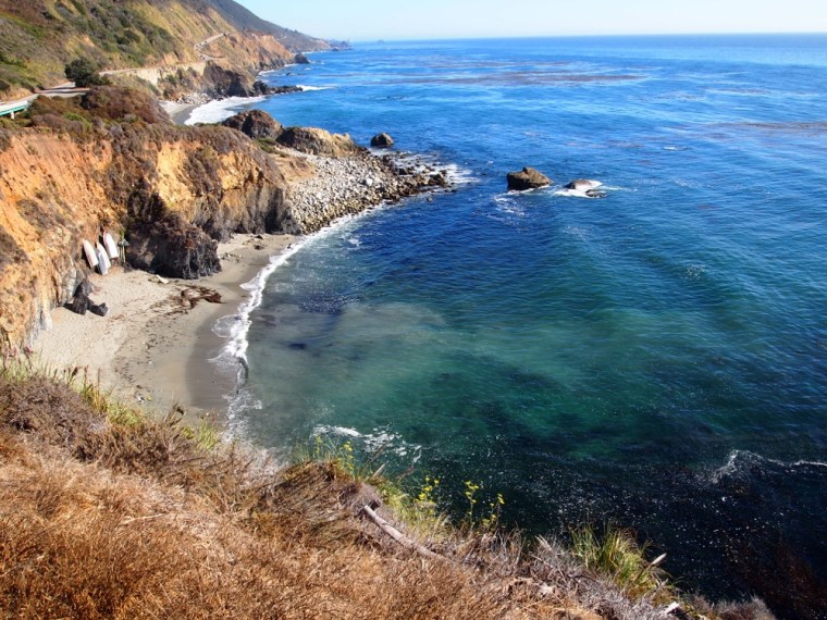 Big Sur California road trip