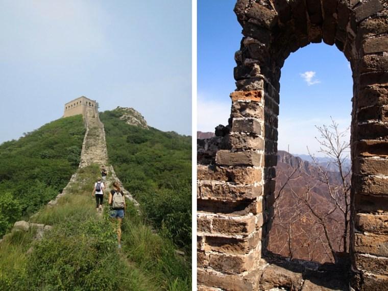 Beijing Hikers Wild Great Wall