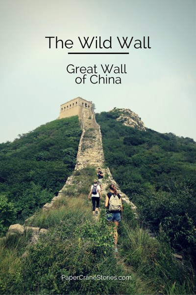 Wild Great Wall China