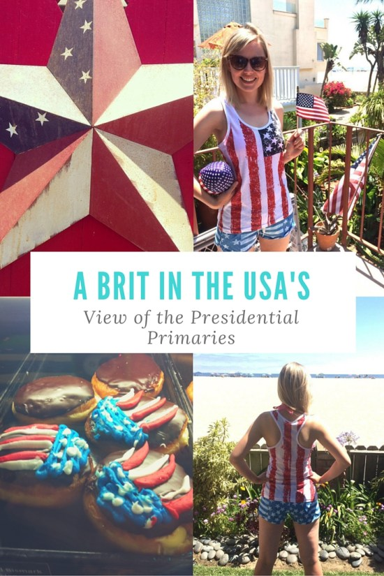 British in USA view of primaries