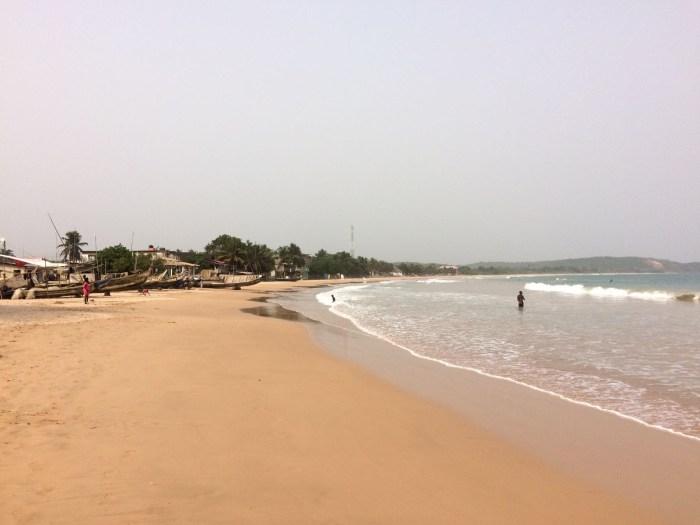 Beaches Ghana Busua