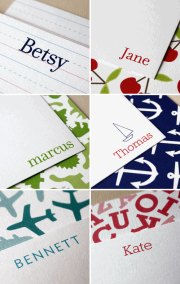 personalized stationery for kids with manners create capture