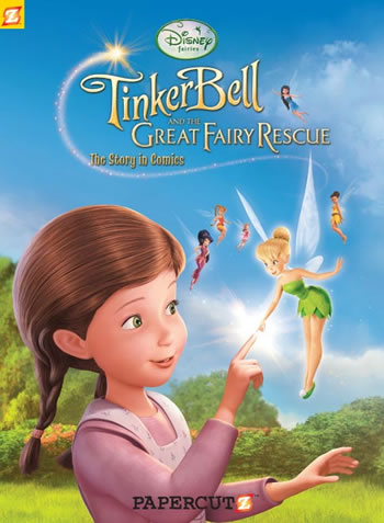 Tinker Bell and the Great Fairy Rescue - Papercutz-the ...