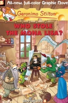 Who Stole the Mona Lisa?