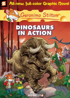 Dinosaurs in Action