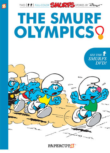The Smurf Olympics
