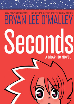 Seconds Graphic Novel Cover