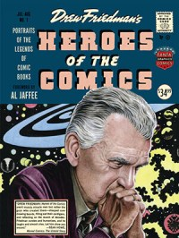Heroes of the Comics cover