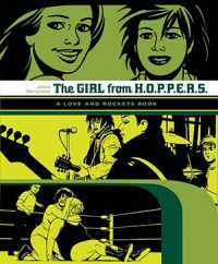 Cover to Love and Rockets Locas 2