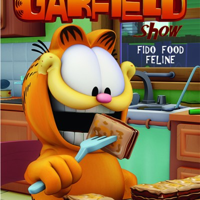 Garfield Show 5 Cover