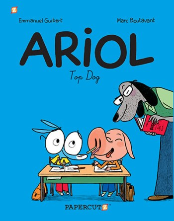 Ariol 7 Top Dog Cover