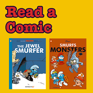 the_smurfs_Read_a_Comic_graphic