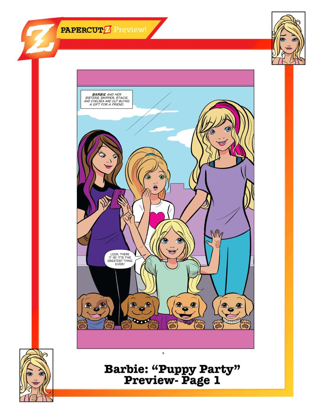 barbie_puppies_preview_page1