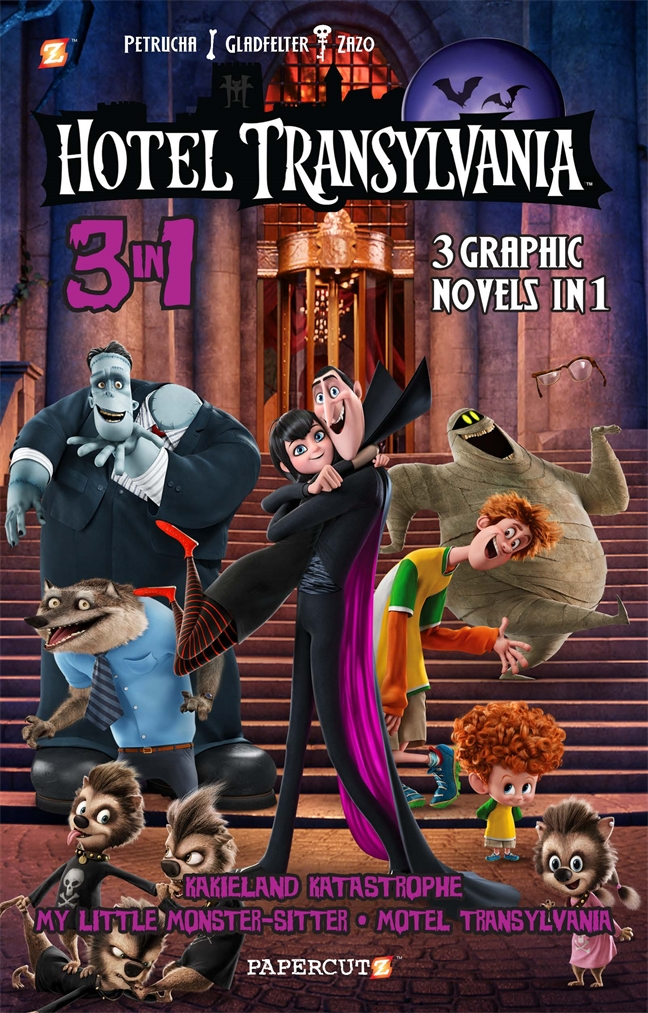 Hotel Transylvania 2 Trailer Finds Count Dracula In