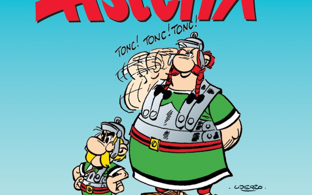 Asterix Omnibus Vol. 4 Paperback: Collects Asterix the Legionary, Asterix and the Chieftain's Shield, and Asterix and the Olympic Games