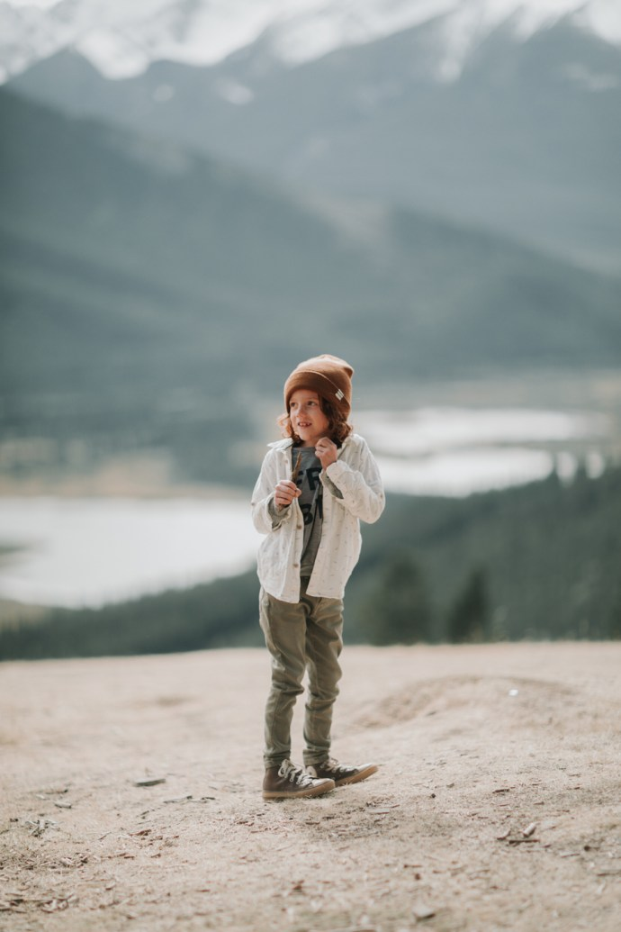 Rocky Mountain Family Photography | ©The Paper Deer Photography | thepaperdeer.ca, Banff Adventures