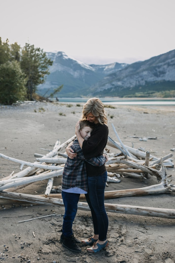 Kelly Family | Banff Family Photographer