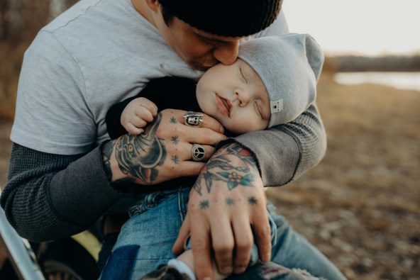 tattooed family | ©The Paper Deer Photography | paperdeerphoto.com, Alberta Family Photographer, Banff Family Photographer, Mentor, Mentorship