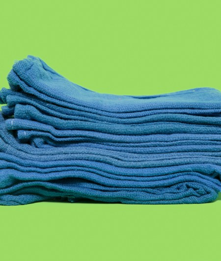 Blue Cleaning Towels (170/case)