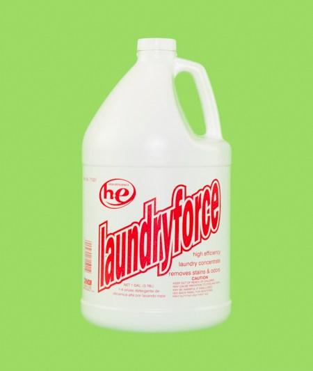 Liquid Laundry Detergent - 1 Gal