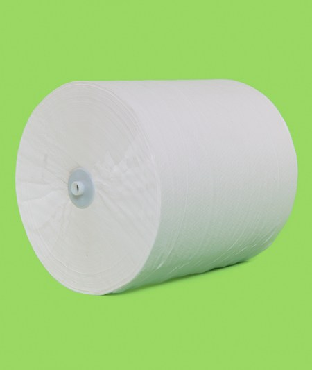 White Roll Towels (8/case)