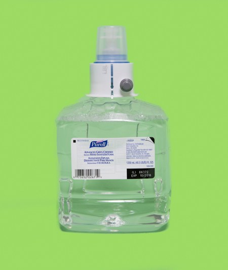 1200 ml Purell Hand Sanitizer Foam (2/case)