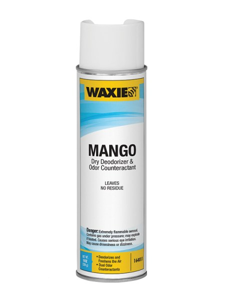 WAXIE MANGO DRY AIR DRY AIR FRESHENER 20 OZ CAN 12/CS