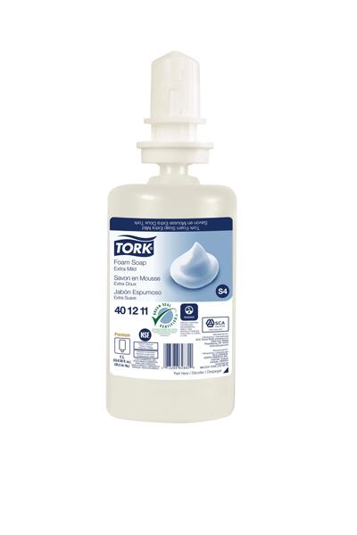 TORK PREMIUM EXTRA MILD FOAM SOAP 6/1L
