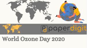 world-ozone-day-paperdigit, current affairs, ssc cgl, upsc