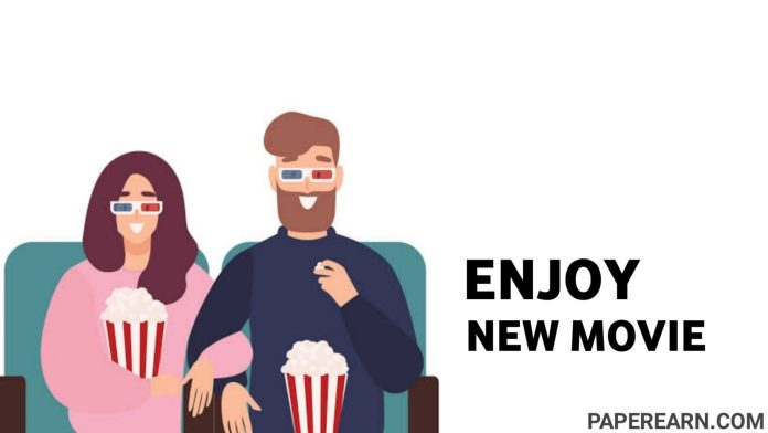 Free Watching New Release Movies - paperearn.com