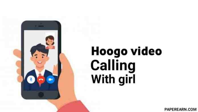 Hoogo Meet Chat Live Video App - paperearn.com