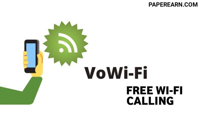 Worldwide Free WiFi Calling. - paperearn.com