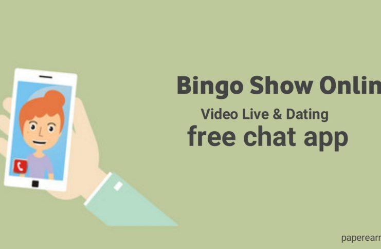 Bingo Show Online Video Live