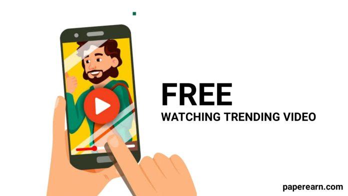 Free Watching Trending Video