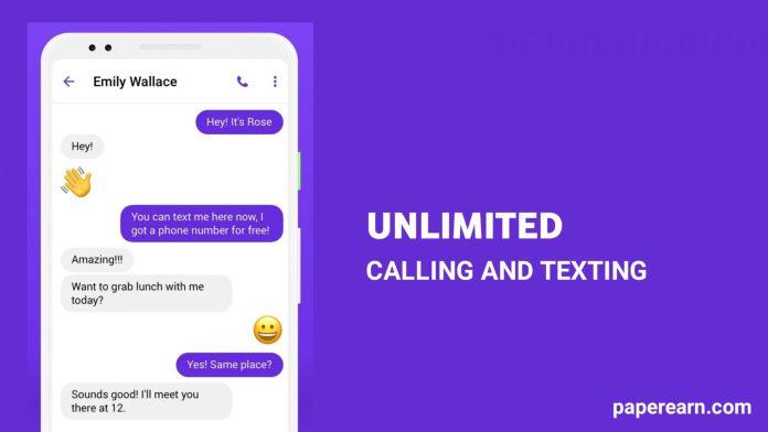 Free Texting & Calling App