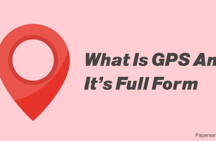 What are G PS and its full form