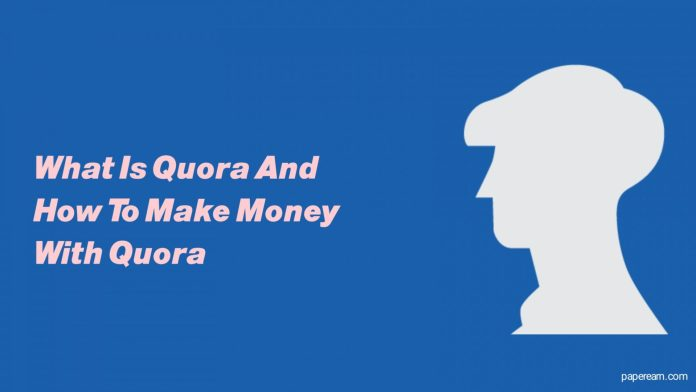 how to make money with Quora