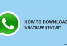 How to Download WhatsApp Status