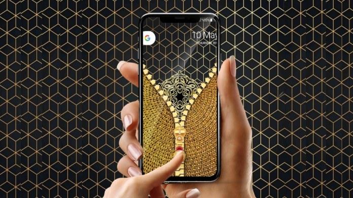 gold zip lock app
